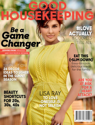 Good Housekeeping India March 2016