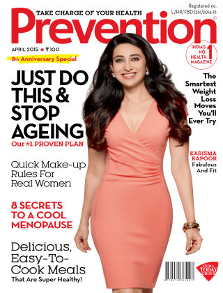 Prevention India  April 2015