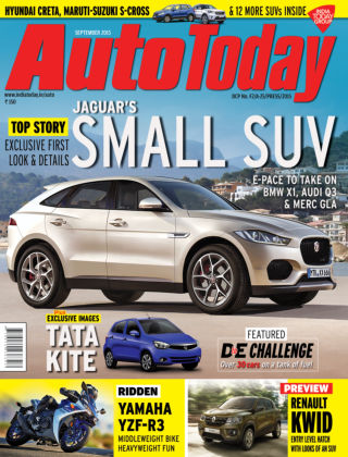 Auto Today September 2015
