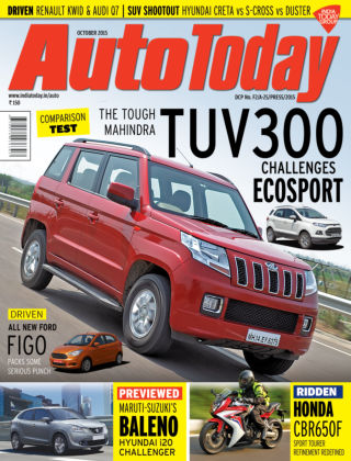 Auto Today October 2015