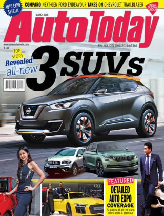 Auto Today March 2016