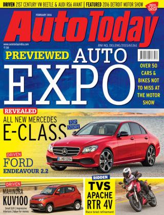Auto Today February 2016