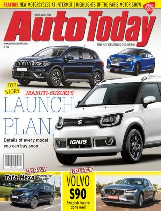 Auto Today November 2016