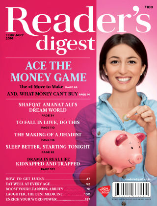 Reader's Digest India February 2016