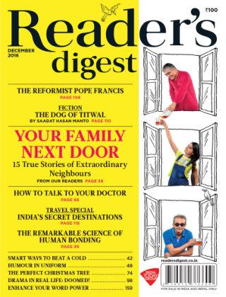Reader's Digest India December 2016