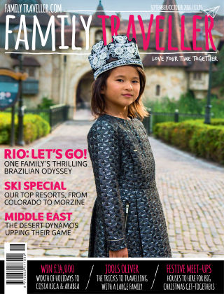 Family Traveller Sep/Oct 2016