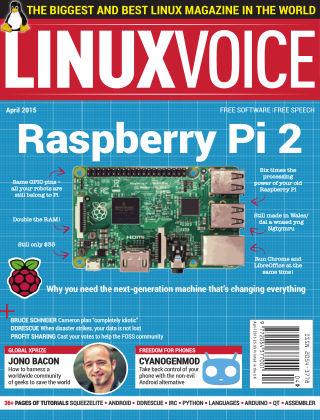 Linux Voice April 2015