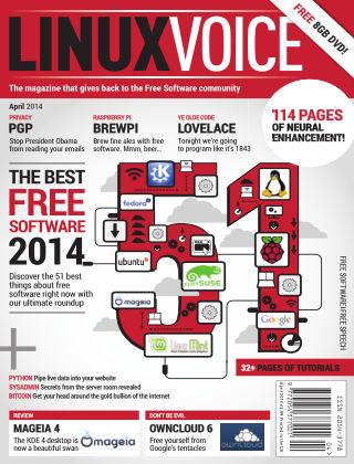 Linux Voice April 2014