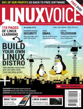 Linux Voice November 2014