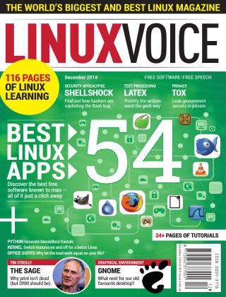 Linux Voice December 2014