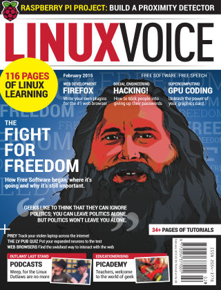 Linux Voice February 2015