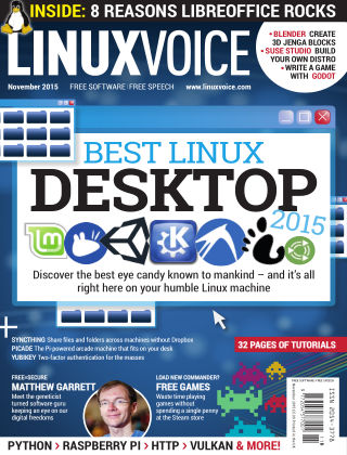 Linux Voice Issue 20