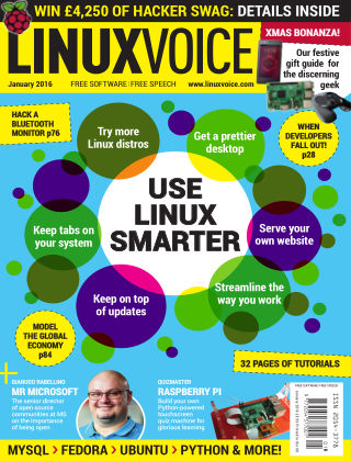 Linux Voice Issue 22