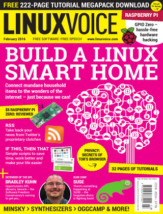Linux Voice Issue 23