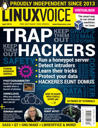 Linux Voice Issue 25