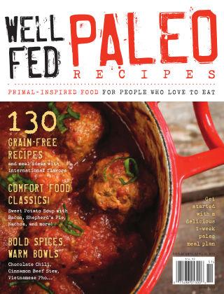 Well Fed: Paleo Recipes Vol. 1