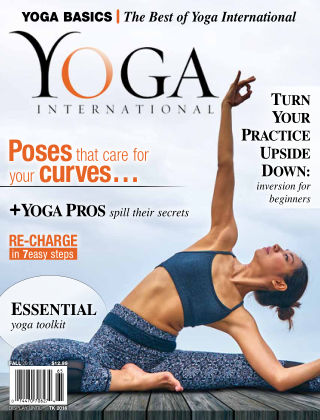 Yoga International Series Yoga Basics