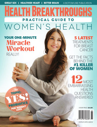 Bottom Line Series PGT Women's Health