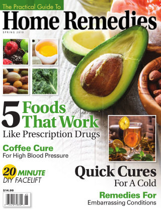 Bottom Line Series Home Remedies