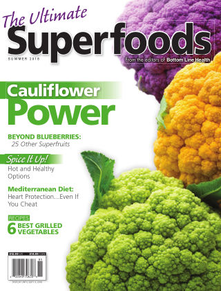 Bottom Line Series Ultimate Superfoods