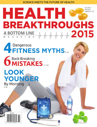 Bottom Line Series Health Breakthroughs