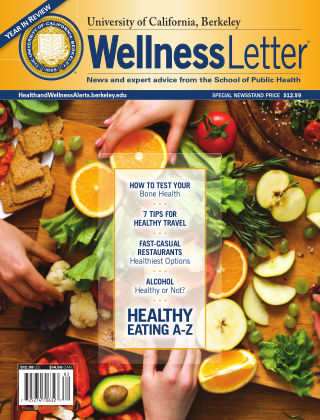University of California-Berkeley Wellness Letter