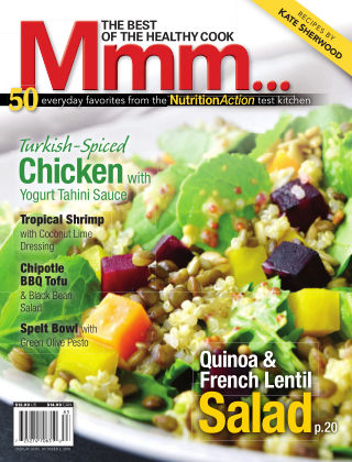 Nutrition Action Compendium Best of Healthy Cook