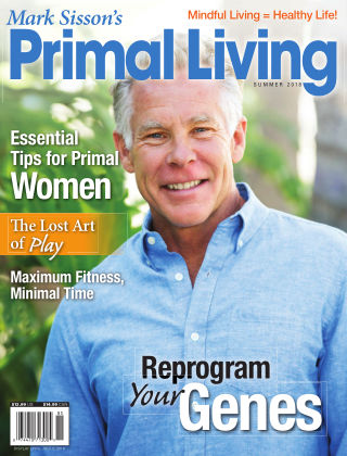 Mark Sisson's Primal Living Primal Living