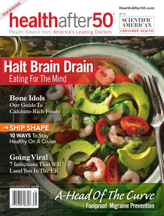 Scientific American Consumer Health Health After 50