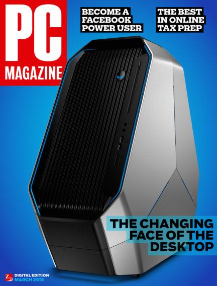 PC Magazine March 05, 2015 00:00