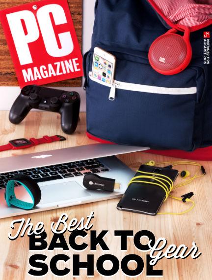 PC Magazine July 31, 2015 00:00