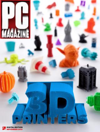 PC Magazine November 2015