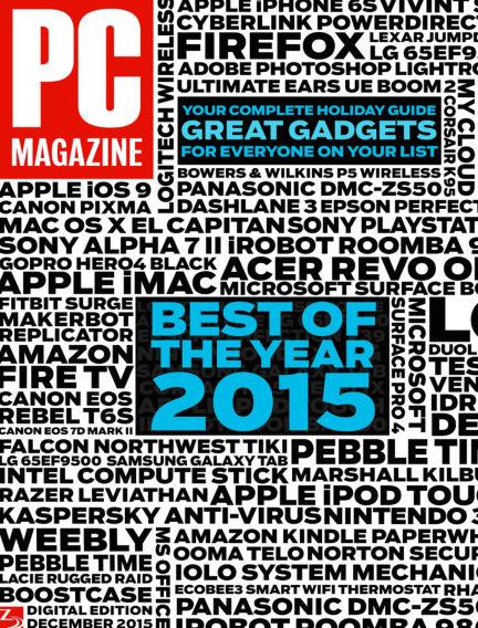 PC Magazine November 27, 2015 00:00