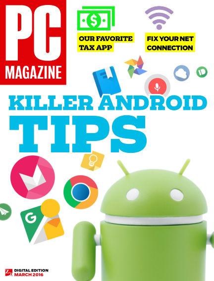 PC Magazine February 26, 2016 00:00