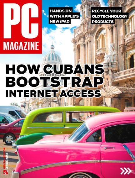 PC Magazine April 01, 2016 00:00