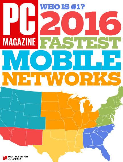 PC Magazine July 01, 2016 00:00