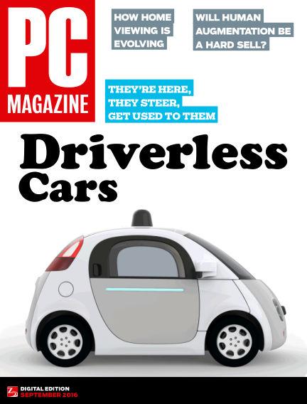 PC Magazine August 26, 2016 00:00