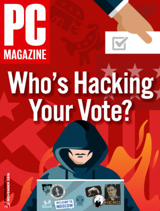 PC Magazine Nov 2016