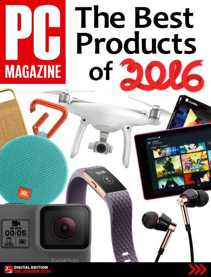 PC Magazine November 25, 2016 00:00