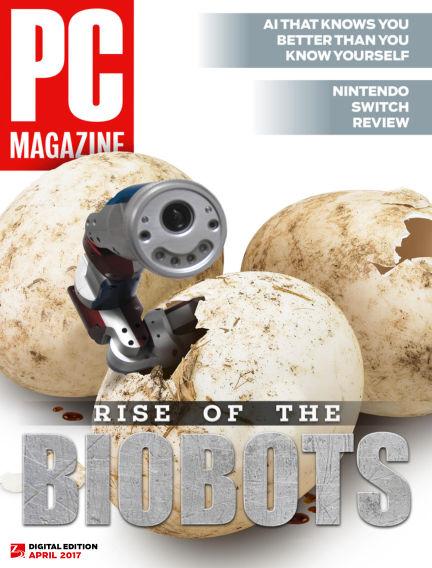 PC Magazine March 31, 2017 00:00