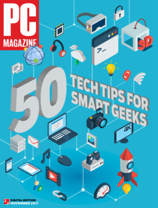 PC Magazine Nov 2017
