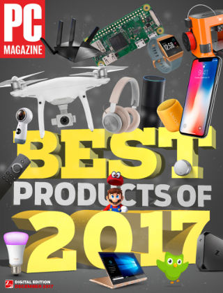PC Magazine Dec 2017