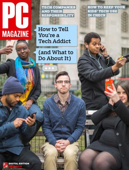 PC Magazine April 27, 2018 00:00