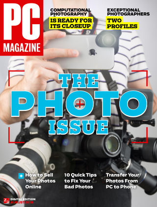 PC Magazine Aug 2018