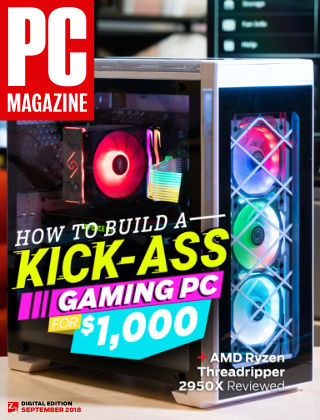 PC Magazine Sep 2018