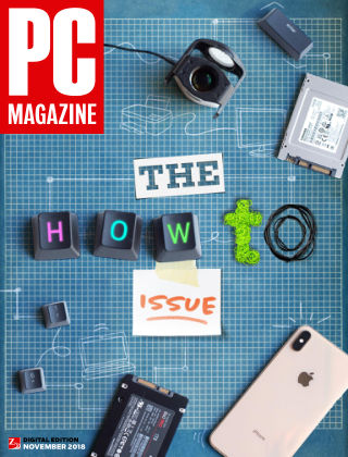 PC Magazine Nov 2018