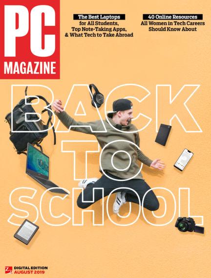 PC Magazine July 31, 2019 00:00