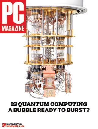 PC Magazine November 2020