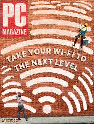 PC Magazine March 2021
