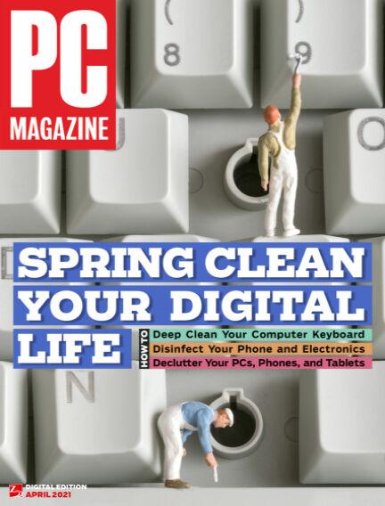 PC Magazine April 01, 2021 00:00